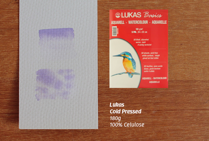 Lukas 180g Coldpressed