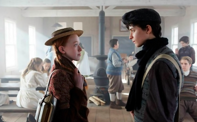 Anne e Gilbert