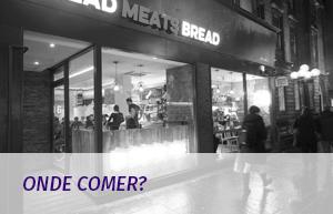 Onde comer em Edimburgo