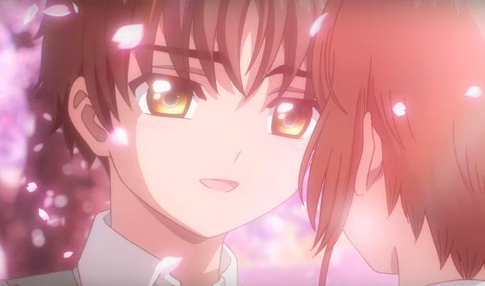 Syaoran e Sakura