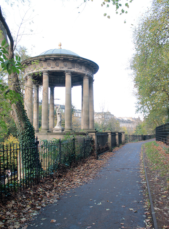 Saint Bernard's Well