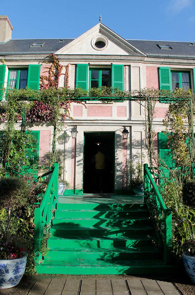 Casa do Monet